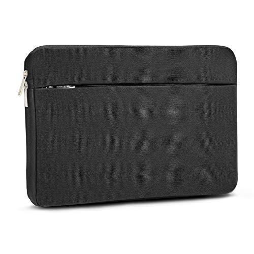 "AtailorBird Laptop Sleeve 15.6 Zoll Stoßfestes Laptop Hülle 15.6 Zoll Wasserdicht Laptoptasche 15.6"" Notebook Sleeve Case Schutzhülle Kompatibel 15-15,6 Zoll MacBook Pro Schwarz"