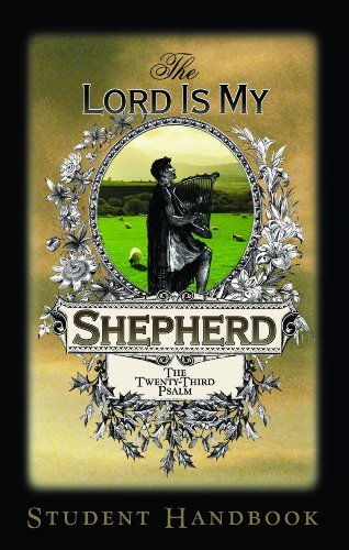 The Lord Is My Shepherd: The Twenty-third Psalm, Study Guide 10 Pack (The Lord Is My Shepherd Bible Study Series, Study Guide) by Clarence Sexton (2008-08-02)