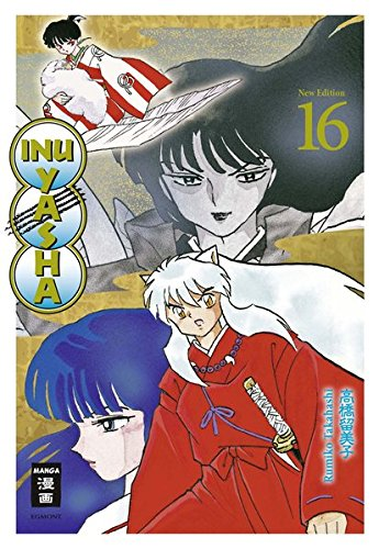 Inu Yasha New Edition 16