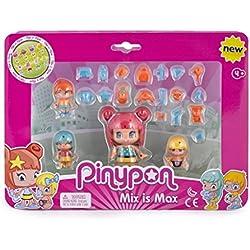 Pinypon - Pack de 4 figuras bebés (Famosa 700014101)