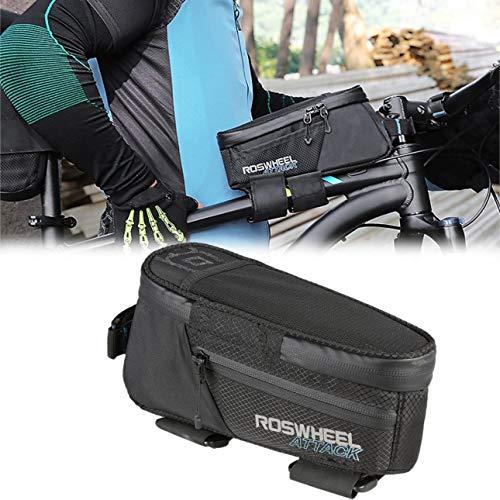 Fahrradzubehör ROSWHEEL Rahmentasche Bike Triangle Bag Waterproof Bag Fahrradtasche Fahrrad DFE Fahrradtaschen