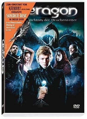 Eragon - Das Vermächtnis der Drachenreiter (+ Krabat Sonder-Disc)