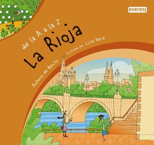 De la A a la Z. La Rioja de de Benito Monge Antonio (2008) Tapa blanda