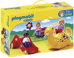 playmobil 6748 jeu de construction enfants et aire de jeux jeux et jouets. Black Bedroom Furniture Sets. Home Design Ideas