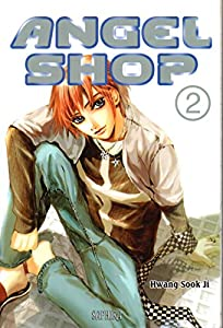 Angel Shop Edition simple Tome 2