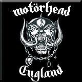 Motörhead - Metall Magnet - England Logo