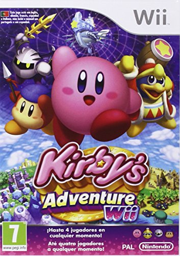 Kirby Adventure Wii - Adventure Kirby Wii
