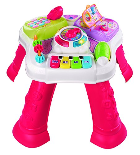 VTech 148053 Play and Learn Activity Table, Multicolour
