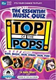 Top Of The Pops (BBC) - The Essential Music Quiz [Interactive DVD]