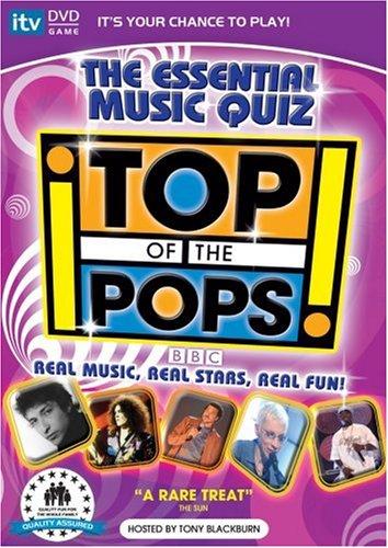 The Essential Music Quiz [Interactive DVD]