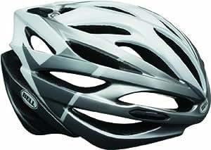 Bell Array - Casque vélo de route - blanc/argent Tour de tête 59-63 cm 2015
