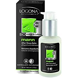 Bálsamo Aftershave Mann Bio de Logona