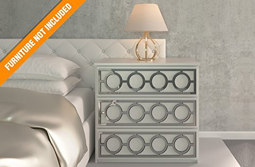 Credenza Moderna Alta Ikea : Homeartdecor fresatura modello porto adatto per ikea malm