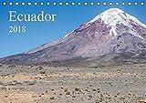 Ecuador (Tischkalender 2018 DIN A5 quer): 12 traumhafte Bilder aus dem Andenstaat (Monatskalender, 14 Seiten ) (CALVENDO Orte) - Thomas Leonhardy