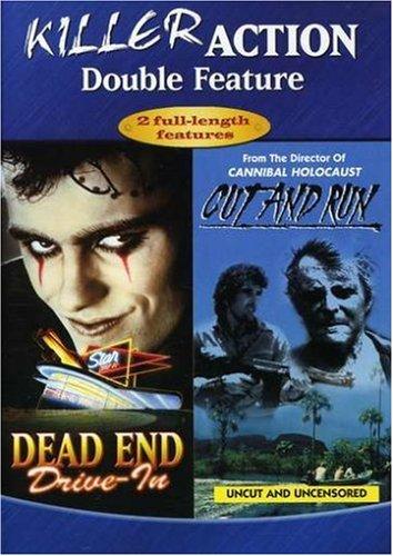 Preisvergleich Produktbild Dead End Drive in & Cut & Run [Import USA Zone 1]
