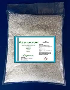 Sac soude caustique 5kg Hydroxyde de sodium 1cas de Nr: 1310–73–2fixes plastique microperles