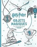 Harry Potter - Le Livre de Coloriage: N 4 - Objets Magiques a Colorier...