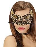 Generique - Leoparden Augenmaske für Damen