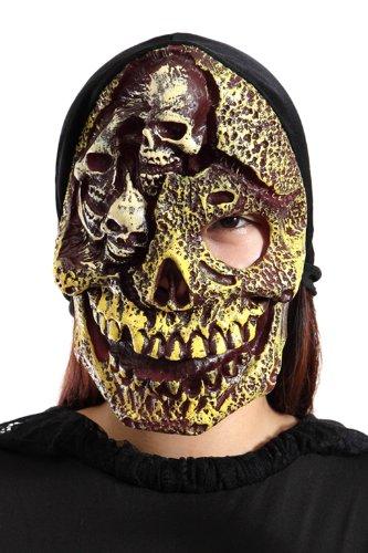Li03, Maschera spaventoso per costume di Halloween Maschera di Horror
