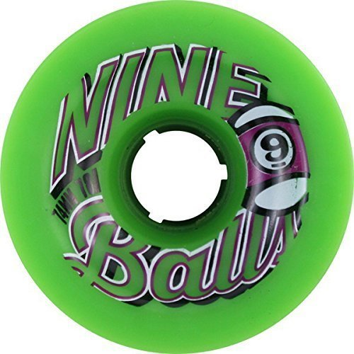 sector-9-top-shelf-74mm-78a-lime-w-purple-offset-skateboard-wheels-set-of-4-by-sector-9