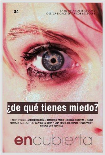 Revista EnCubierta - ¿De qué tienes miedo?