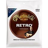 C. F. Martin mm de 13Retro Cuerdas para guitarra acústica