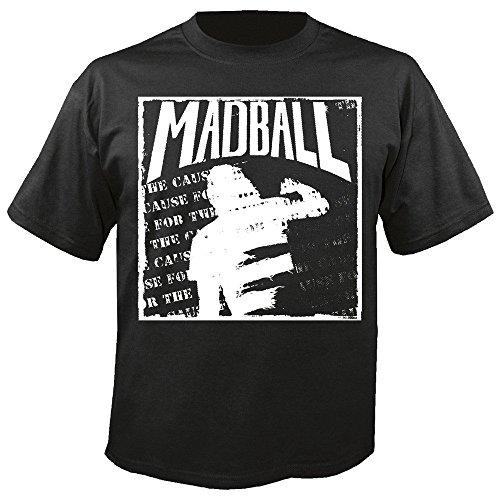 Madball - for The Cause Grafitti - T-Shirt Größe XL