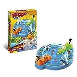 Hasbro B1001103 - Gioco da Viaggio Mangia Ippo, Versione Tedesca