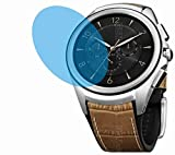 LG Watch Urbane 2nd Edition (4 Stück) KRATZFESTE PREMIUM Displayschutzfolie Bildschirmschutzfolie kristallklar Schutzhülle Displayschutz Displayfolie Folie
