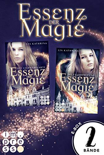 Essenz der Magie: Alle Bände der zauberhaften Dilogie in einer E-Box! -