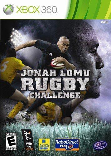 Jonah Lomu Rugby (Jonah Lomu Rugby Challenge Xbox 360)