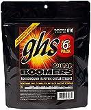 GHS GBL6 Jeu de 6 Cordes pour Guitare électrique Light