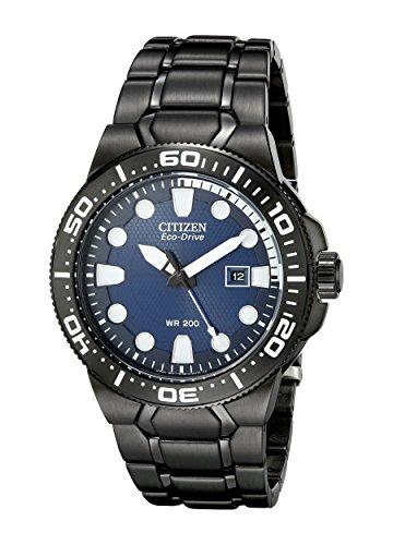 citizen-bn0095-59l-mens-scuba-fin-eco-drive-blue-dial-black-ip-steel-dive-watch
