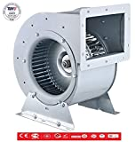 Industrie Radial Valve ator Ventilateur axial Radial ventilateur centrifuge 2200 M³/H bvn