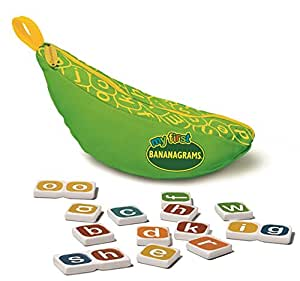 Bananagrams My First Word Game
