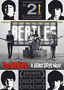 A Hard Day's Night (1964) The Beatles DVD [DVD] [1964]