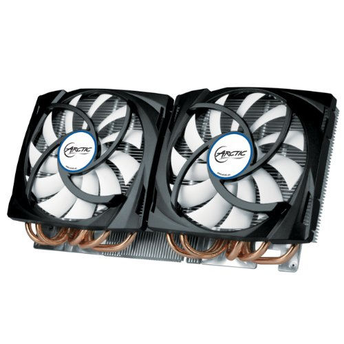 ARCTIC Accelero Twin Turbo 690 - Dissipatore di calore per NVIDIA (Twin Turbo Fan)