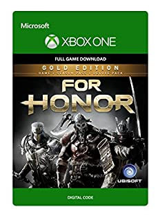 For Honor Gold Edition [Xbox One - Download Code] (B01JT9Q4T8) | Amazon price tracker / tracking, Amazon price history charts, Amazon price watches, Amazon price drop alerts