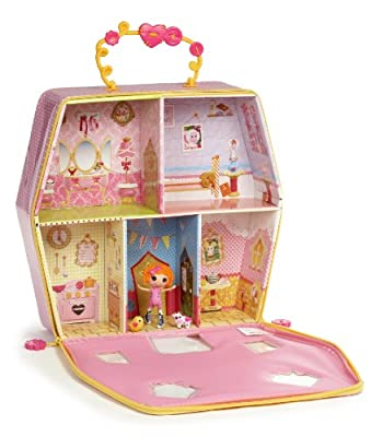 Mini Lalaloopsy 5278 - Casa maletín y figura por Mini Lalaloopsy