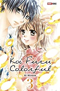 Koi furu colorful Edition simple Tome 3