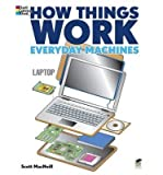 [(How Things Work - Everyday Machines Coloring Book )] [Author: Scott Macneill] [Jan-2014]