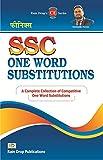 One Word Substitutions : A Complete Collection of Competitive One Word Subsitutions price comparison at Flipkart, Amazon, Crossword, Uread, Bookadda, Landmark, Homeshop18