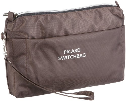 PICARD Switchbag S Anthrazit Braun/cafe