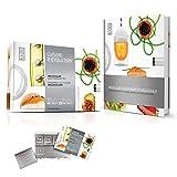 Molecule R-de la evolución de Cuisine de plus gastronomía Molecular de 40 recetas El paquete introductoria