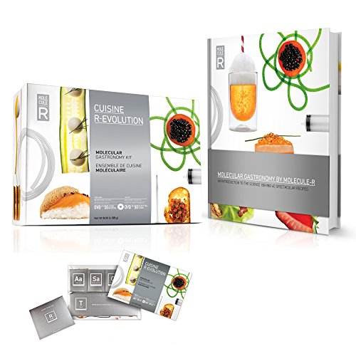 Molecule-R-Evolution-Cuisine-Kit-plus-Molecular-Gastronomy-Book-with-40-Recipes-Introductory-Package