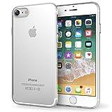 Custodia Protettiva Trasparente Ultrasottile di Gel in Silicone TPU per IPhone 7, iPhone 8 0,5 mm [Misure Perfette] Yousave Accessories – iPhone 7 (2016) & iPhone 8 (2017)