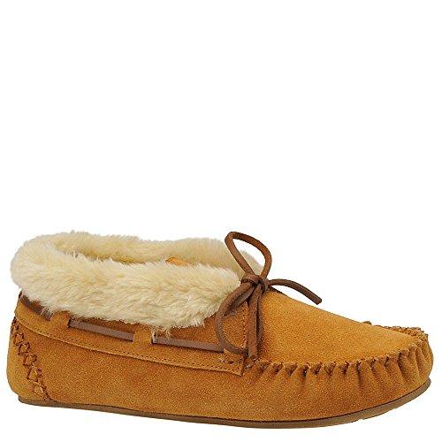 Slippers International Blitz Damen Molly Mid, Braun (Chestnut-Suede), 36 C/D EU -