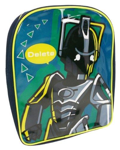 Doctor Who Backpack - Cyberman Delete