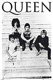 Queen - Brazil 81 - Britische Rockband Legenden Musik Poster Plakat Druck - Grösse 61x91,5 cm + 1 Ü-Poster der Grösse 61x91,5cm