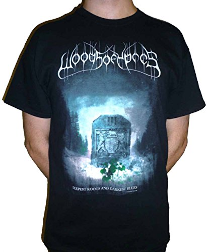 Woods Of Ypres - Woods III The Deepest Roots And Darkest Blues T-shirt Schwarz